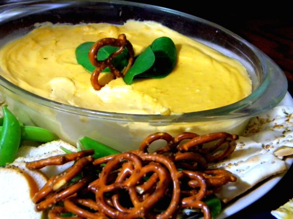 Smoky Cheese Dip