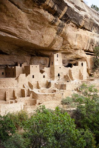 Cliff Palace - Mesa Verde, Colorado