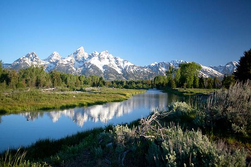 Grand Tetons - Jackson Hole, Wyoming