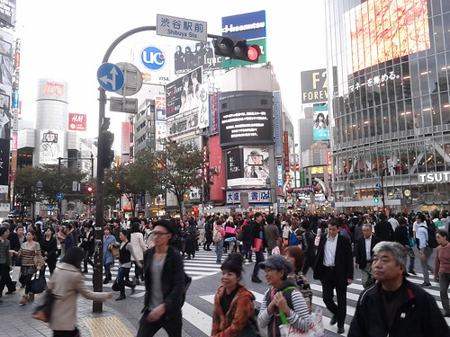 Japan Trip 2011 - Day 7, part Ni - Shibuya