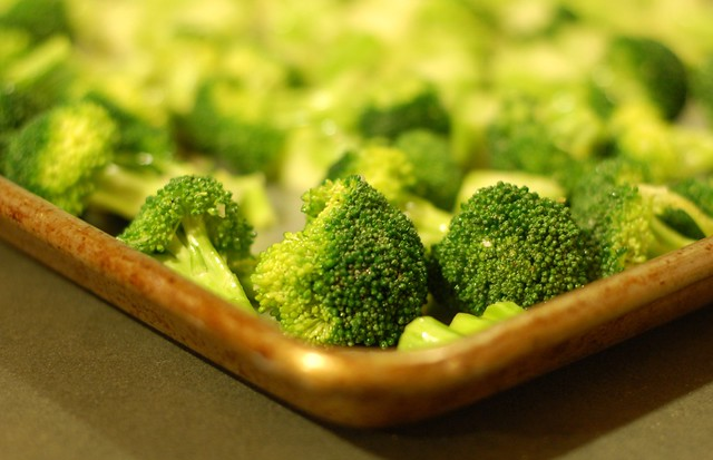 Broccoli by Eve Fox, Garden of Eating blog, copyright 2012