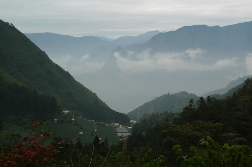 View from Rueli-Fenqihu Trail - Fenqihu, Taiwan