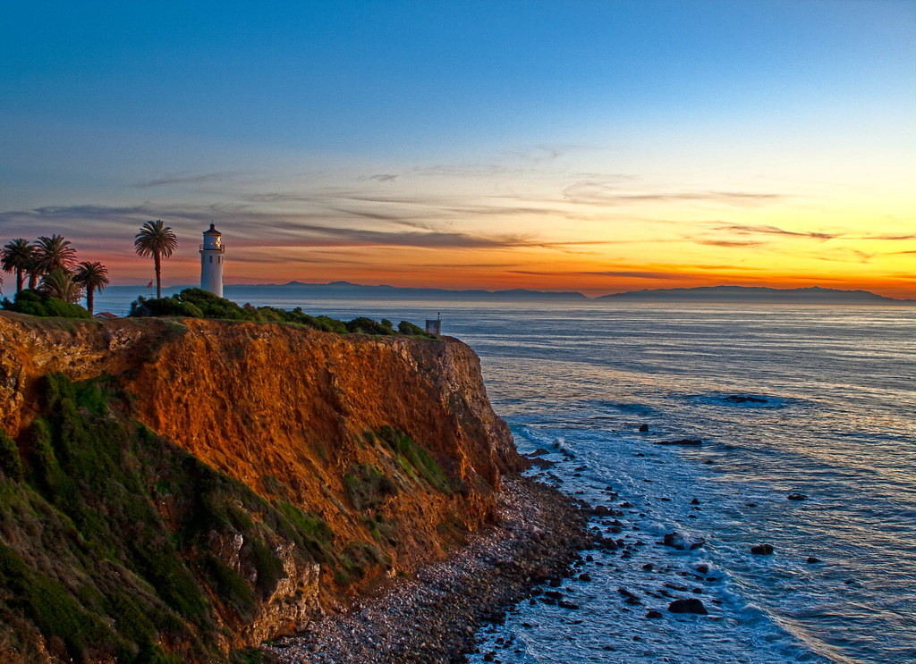 Point Vicente Lighthouse - Rancho Palos Verdes, CA