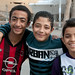 Egyptian School Boys - Alexandria, Egypt
