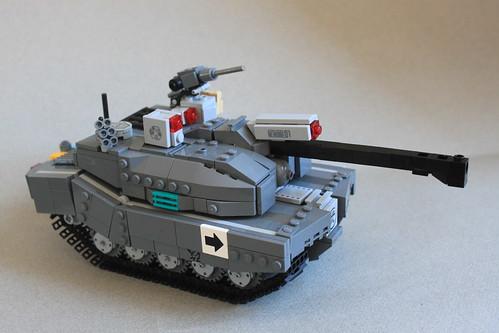 EAC Leviathan MBT