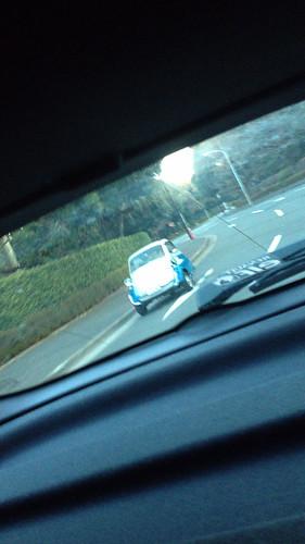 2012.01.09 BMW  Isetta カーマガジン撮影