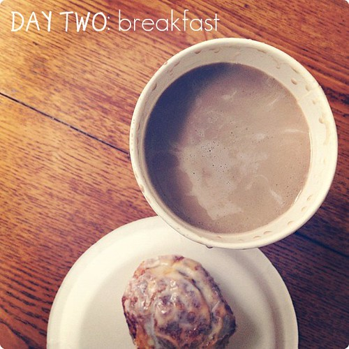 breakfast. #janphotoaday