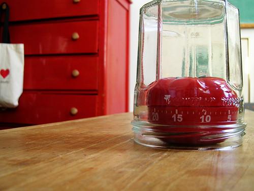 pomodoro in use
