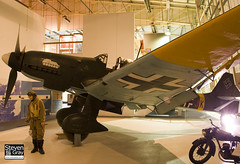 494083 - 494083 - Luftwaffe - Junkers Ju.87 G-2 Stuka - 080203 - RAF Museum Hendon - Steven Gray - IMG_7390