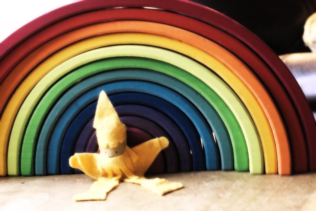 matilda's jingle jangle gnome friend