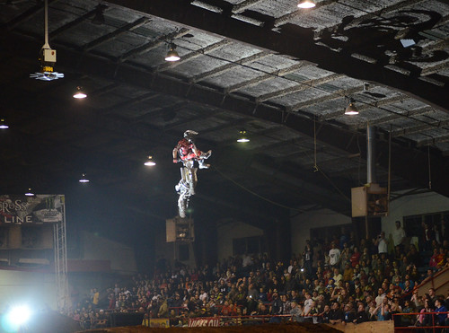 The American Arenacross Championship Series by Adventurer Dustin Holmes