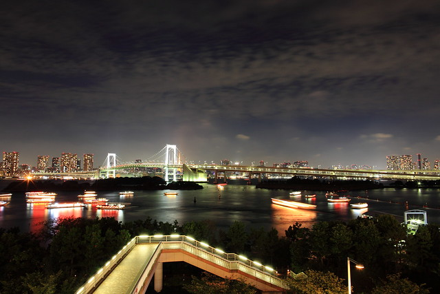 Odaiba at Night