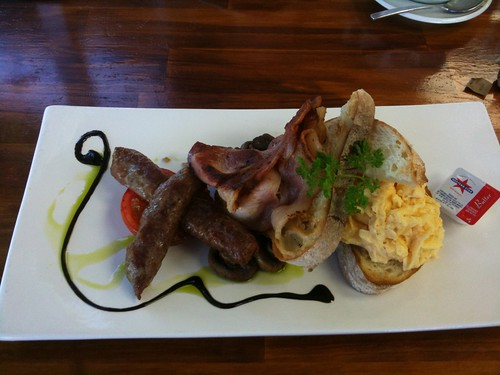 The Barun Breakfast ($16.50)