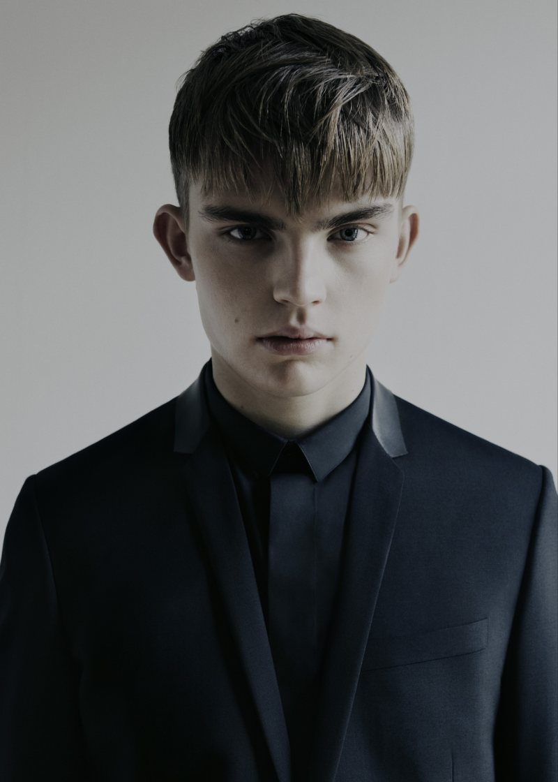 Timothy Kelleher0090_Dior Homme capsule collection lookbook(Fashionisto)