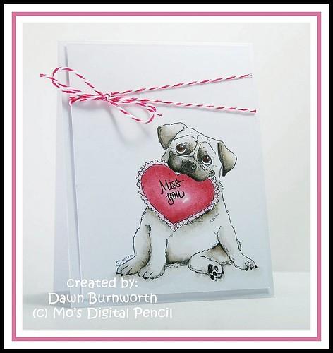Pug Love2