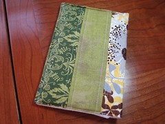 Origins Kindle case: Backside