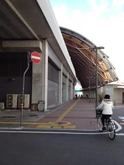 高知駅舎大屋根 by haruhiko_iyota