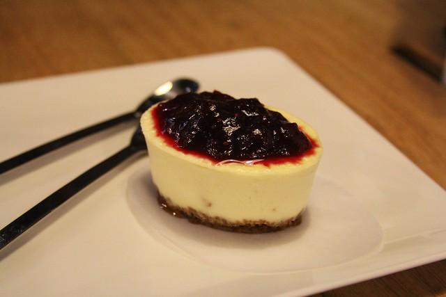 Blend cheesecake