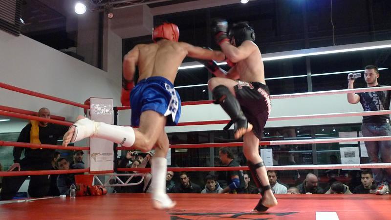 Joya Cup Kick Boxing Fight