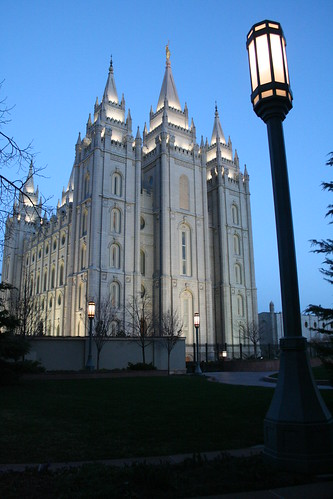 Salt Lake Temple - 2010
