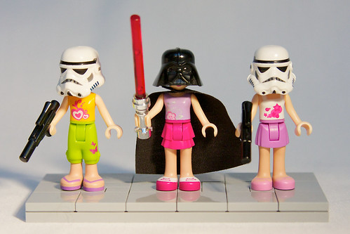 Lego Star Wars Friends