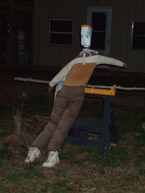 Scarecrow - Jan 13