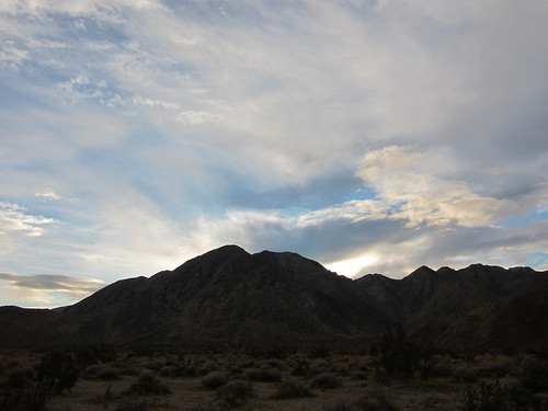 Borrego Springs, sky, clouds IMG_9104