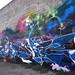West Oakland Grafitti by inky