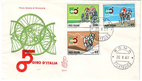 1967 Giro, 50th edition