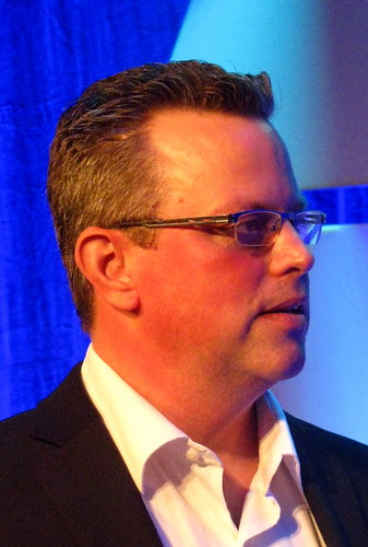Jeff Berg, 3M, at Lotusphere 2012