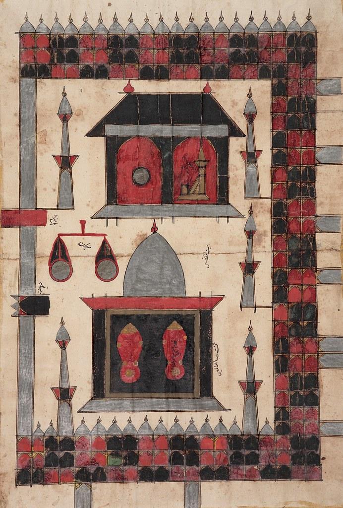 5  Khalili BM Hajj - Alexander visits the Ka'bah.jpg