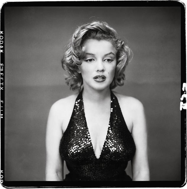 Marilyn Monroe, actor, New York, May 6, 1957