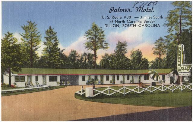 Motel  Dillon