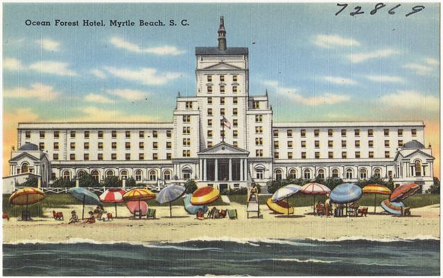 Hotel A Myrtle Beach