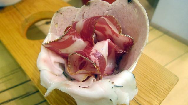 salumi cone from boccalone