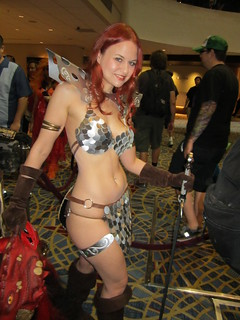 Red Sonja Dragoncon