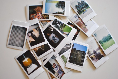 How to display instax photos