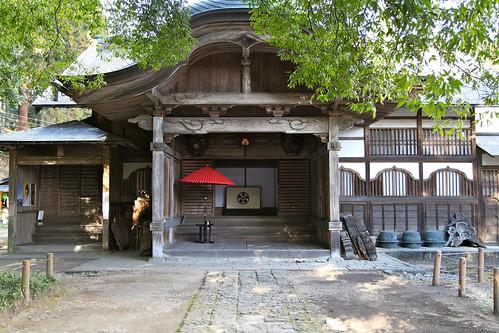 Myogi shrine