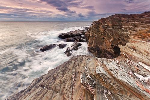 statepark seascape home sunrise cliffs rhodeisland atlanticocean sigma1020mmf456exdchsm subduedcolors nikond7000 reversegraduatedneutraldensityfilter