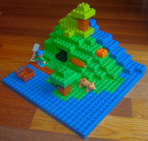 LEGO Duplo Minecraft