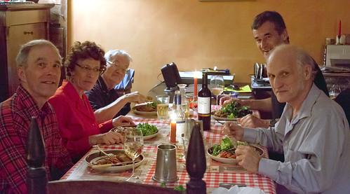 Dinner @Tony's