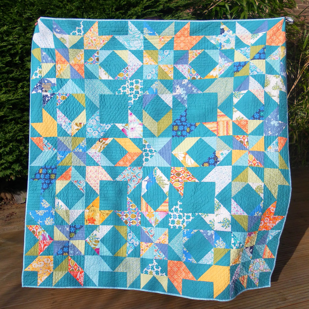 Brit Bee Constellation Quilt
