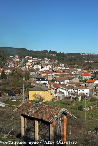 Castelo de Ferreira de Aves - Portugal