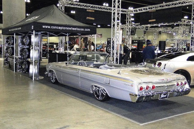 1962 Chevy Impala Lowrider 1962 Chevy Impala ss Bagged on