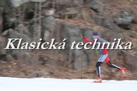 Video - škola běžeckého lyžování: Klasická technika – 1. díl