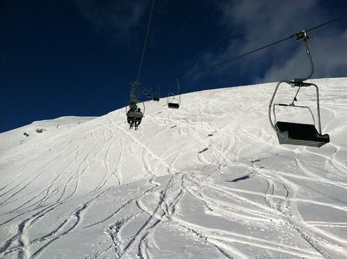Kleine Scheidegg Ski Lift