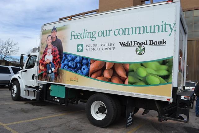 Weld Food Bank Logo