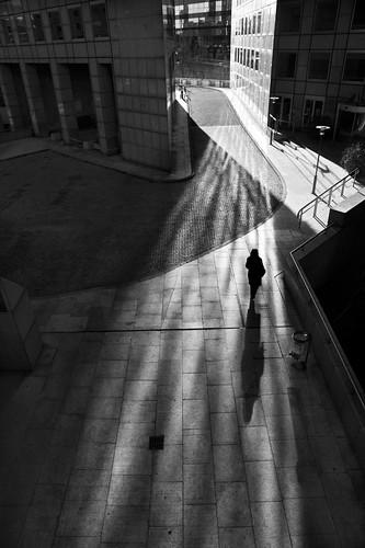 L'entrée dans la ville by Bernard Chevalier