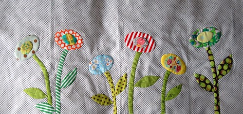 Month 10 - Applique Block 5