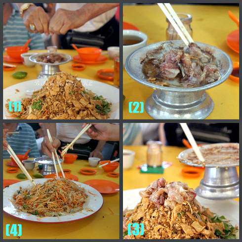yee sang collage